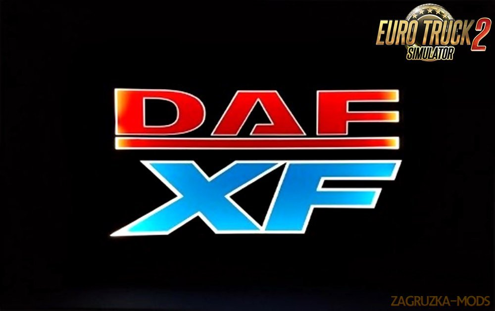 Daf Open Pipe Sound v10.0 for Ets2