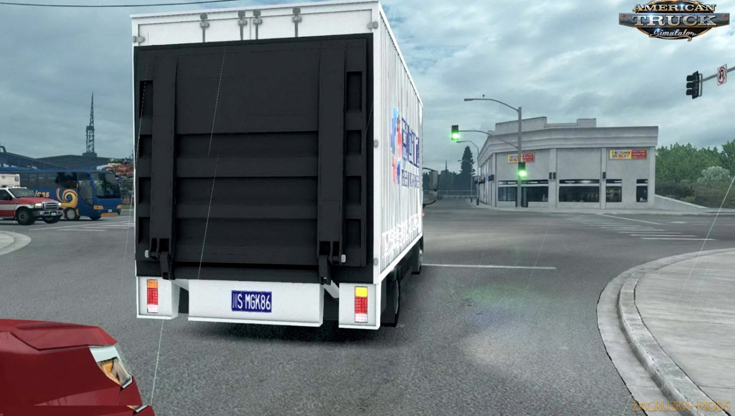 JAC Junling Truck + Interior v1.0 (1.34.x) for ATS