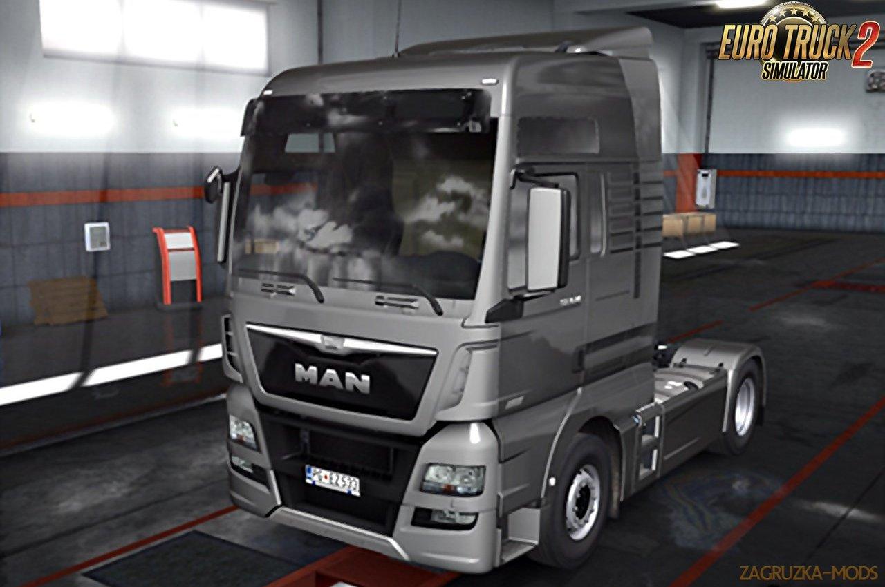 License Plate Pack for Modified Trucks v4.0