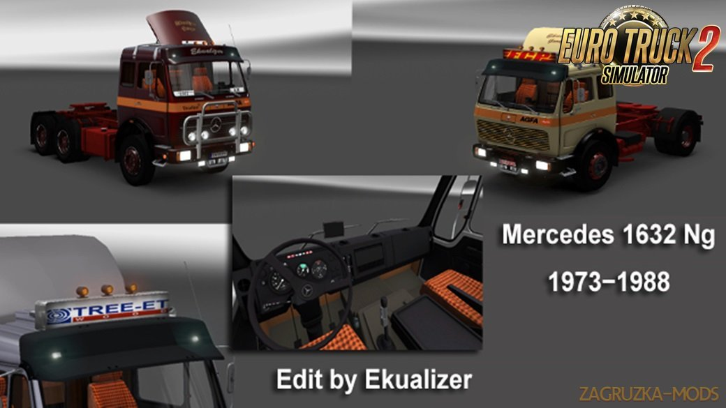 Mercedes 1632 NG - Edit by Ekualizer [1.34.x]