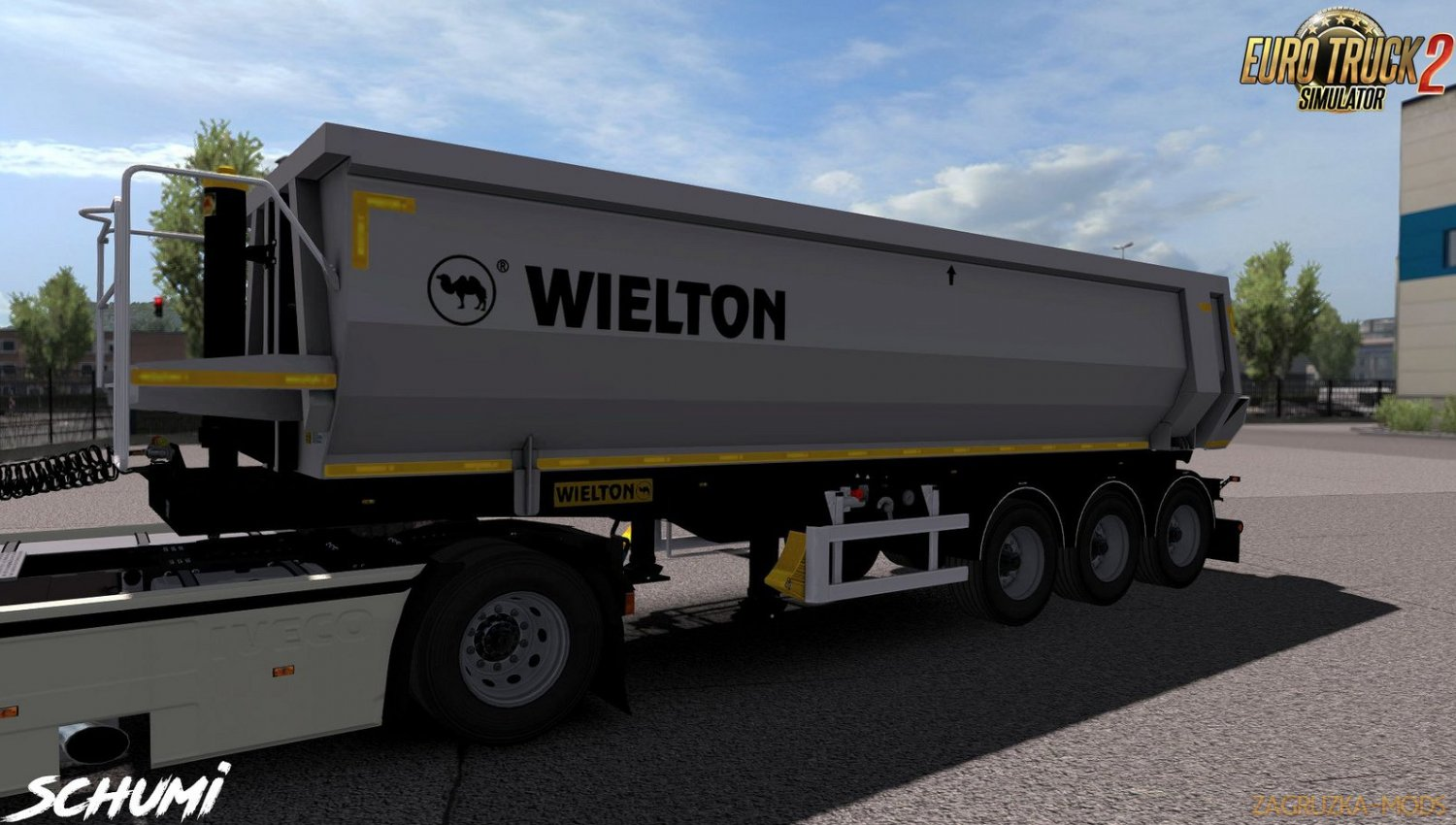 Wielton Trailer Pack v1.0 by Schumi [1.33.x-1.34.x]