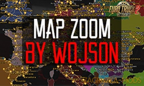 Map Zoom by wojson (1.34.x)