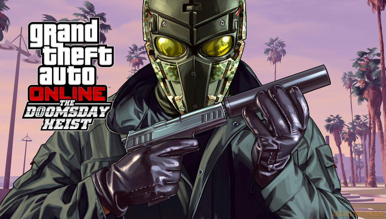 Doomsday Heist Business v3.3 for GTA 5