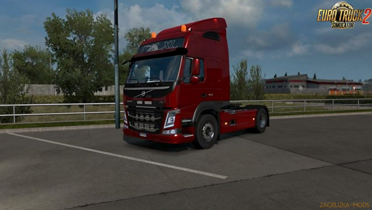 Volvo FM fix v1.6 by galimim