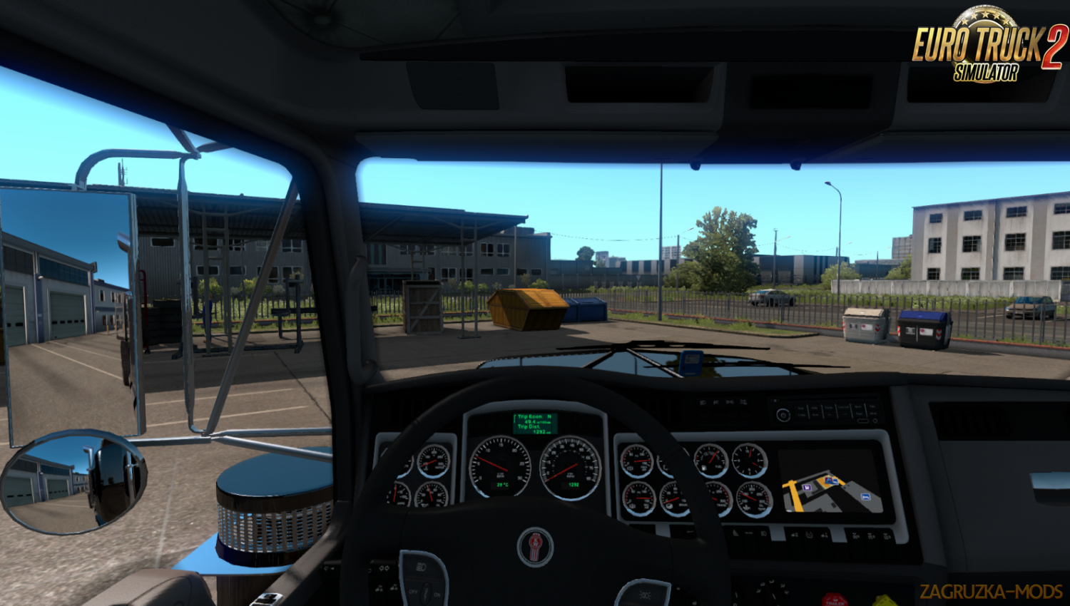 Kenworth C500 JDM for Ets2