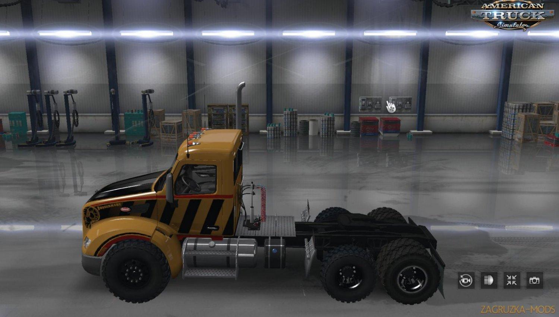 Off-Road Big Wheels Pack v1.0 (1.34.x) for ATS