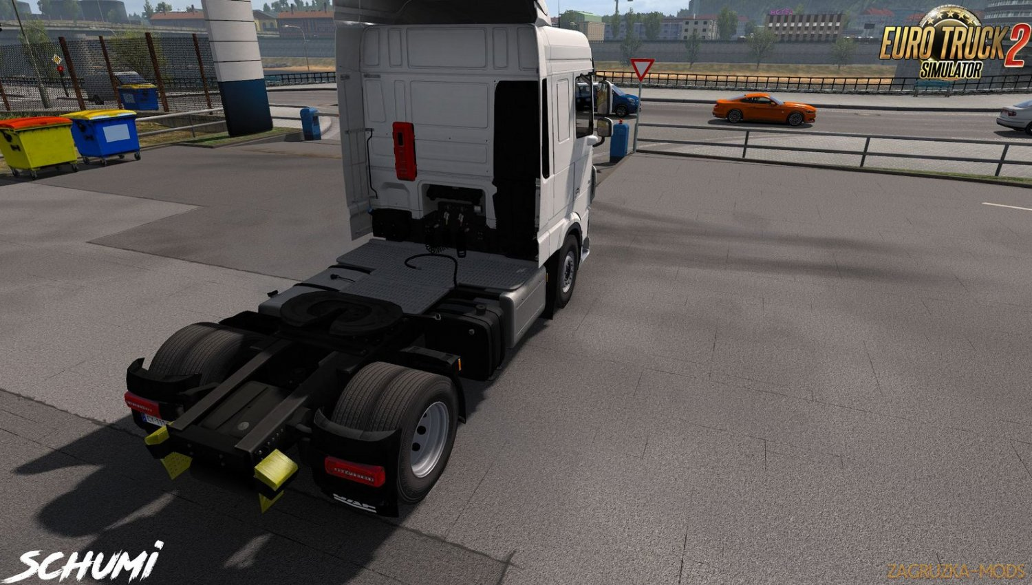 Daf XF Euro 6 Reworked v2.7 by Schumi [1.34]
