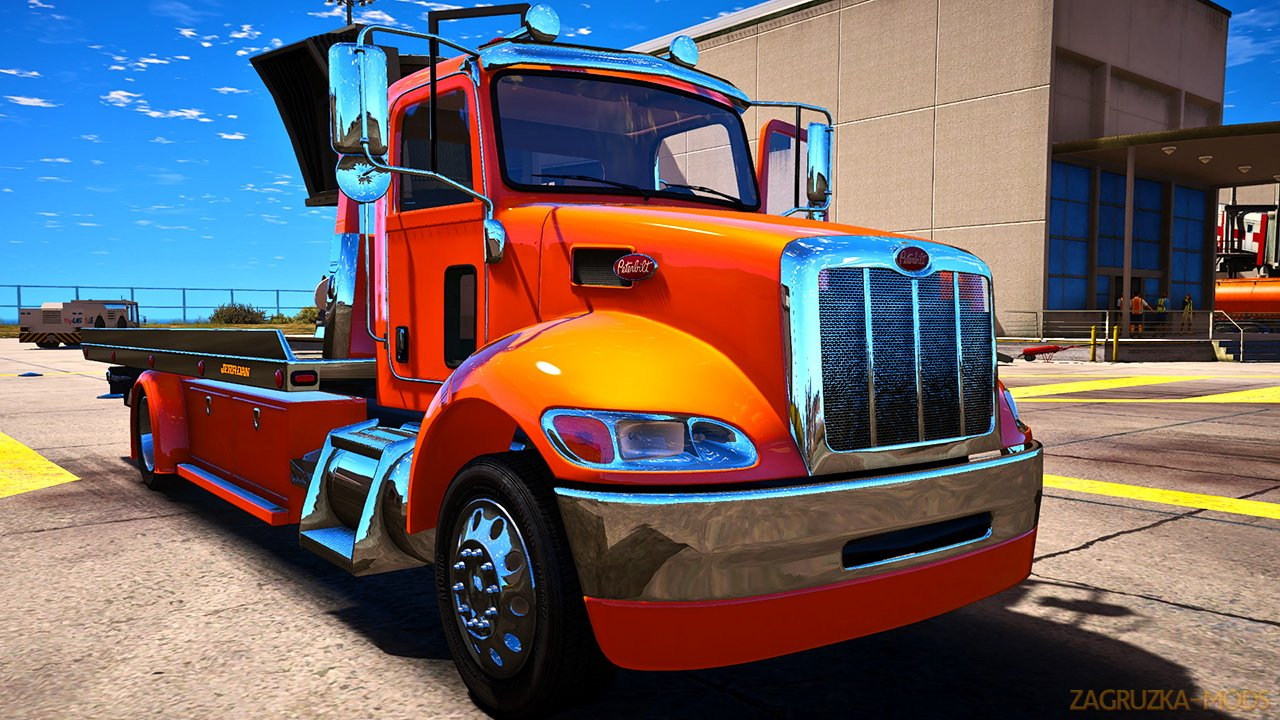 Peterbilt 337 2019 v2.1 for GTA 5