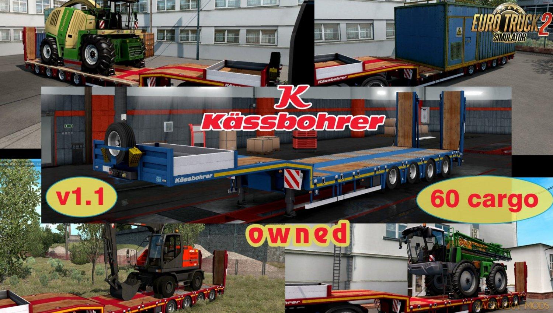 Ownable trailer Kassbohrer LB4E v1.1 by Jazzycat