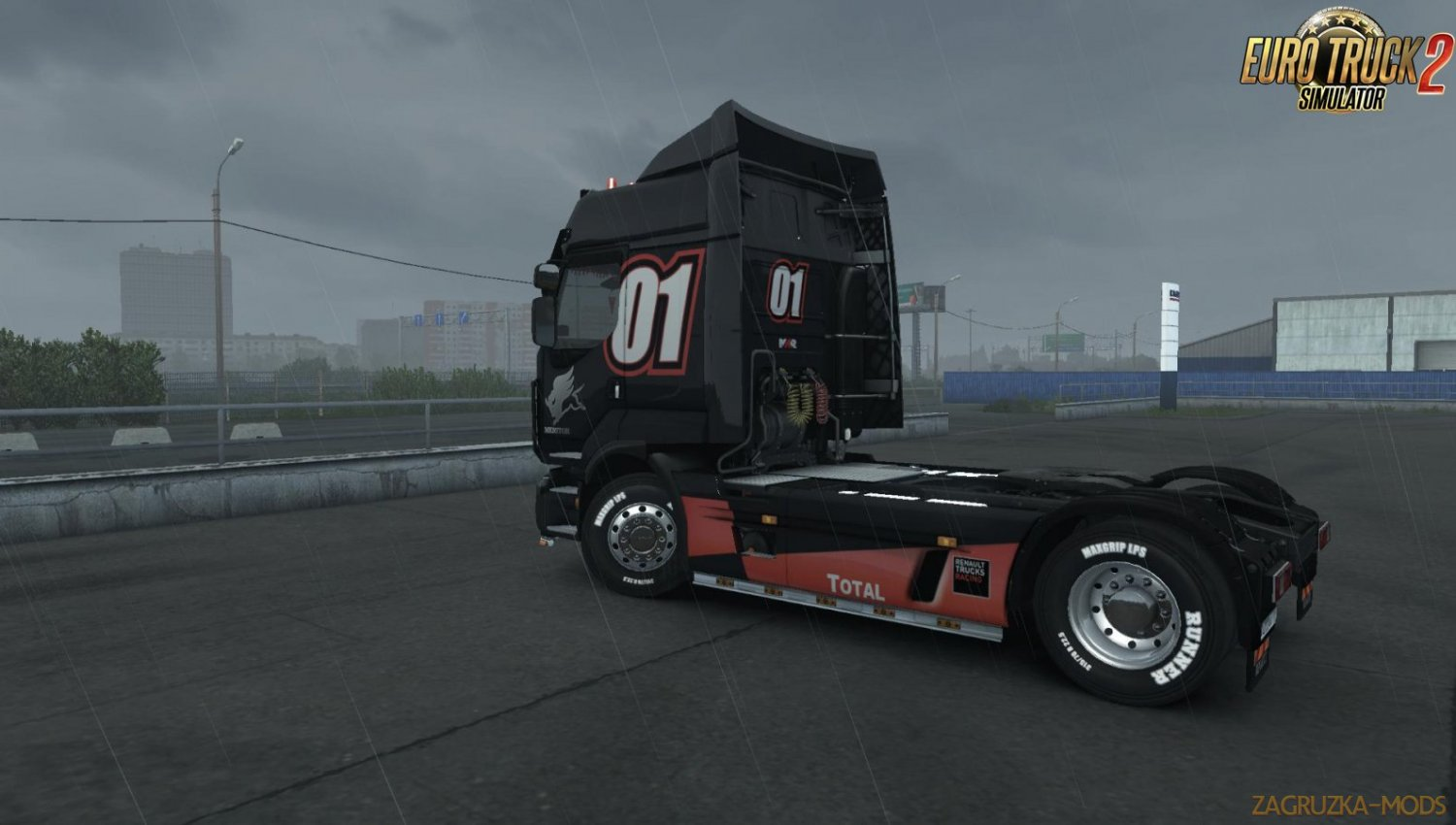 New Sounds Mod for Renault Premium