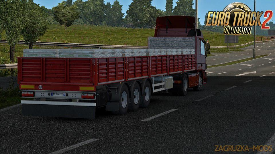 Owned Sal Trailer for Ets2 [1.34.X]