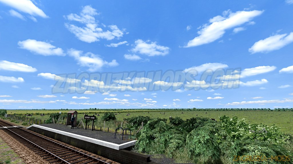 Sky & Weather Enhancement Pack v1.0 for TS 2019