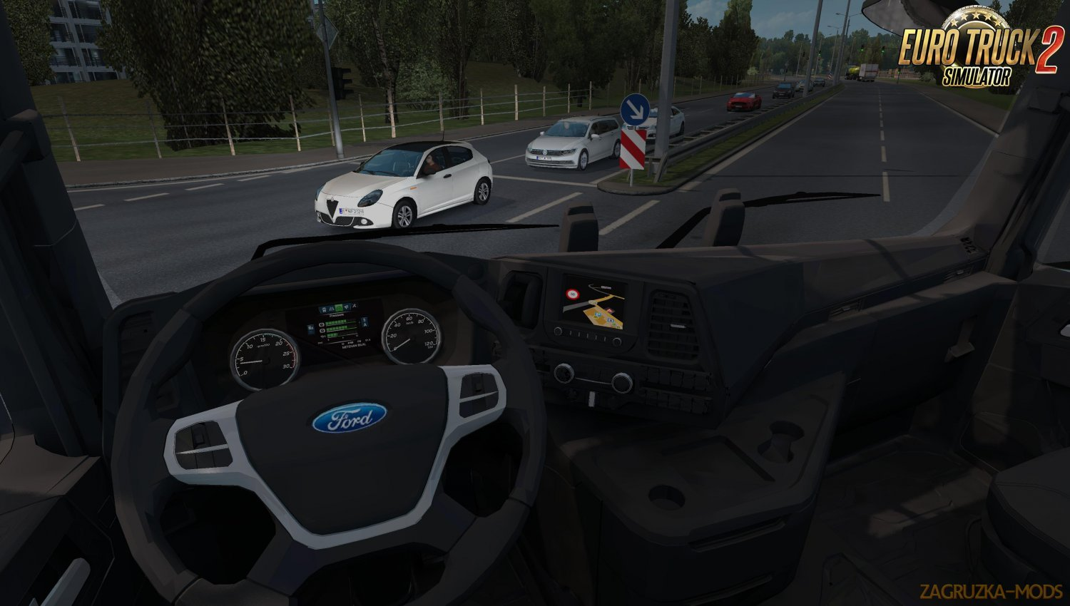 Ford F-Max 500 for Ets2 [1.34.x]