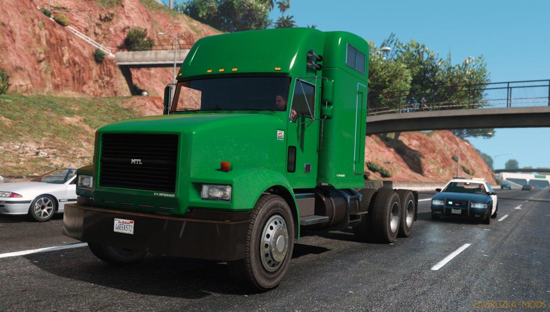 Truck MTL Packer + Tuning v0.9 for GTA 5
