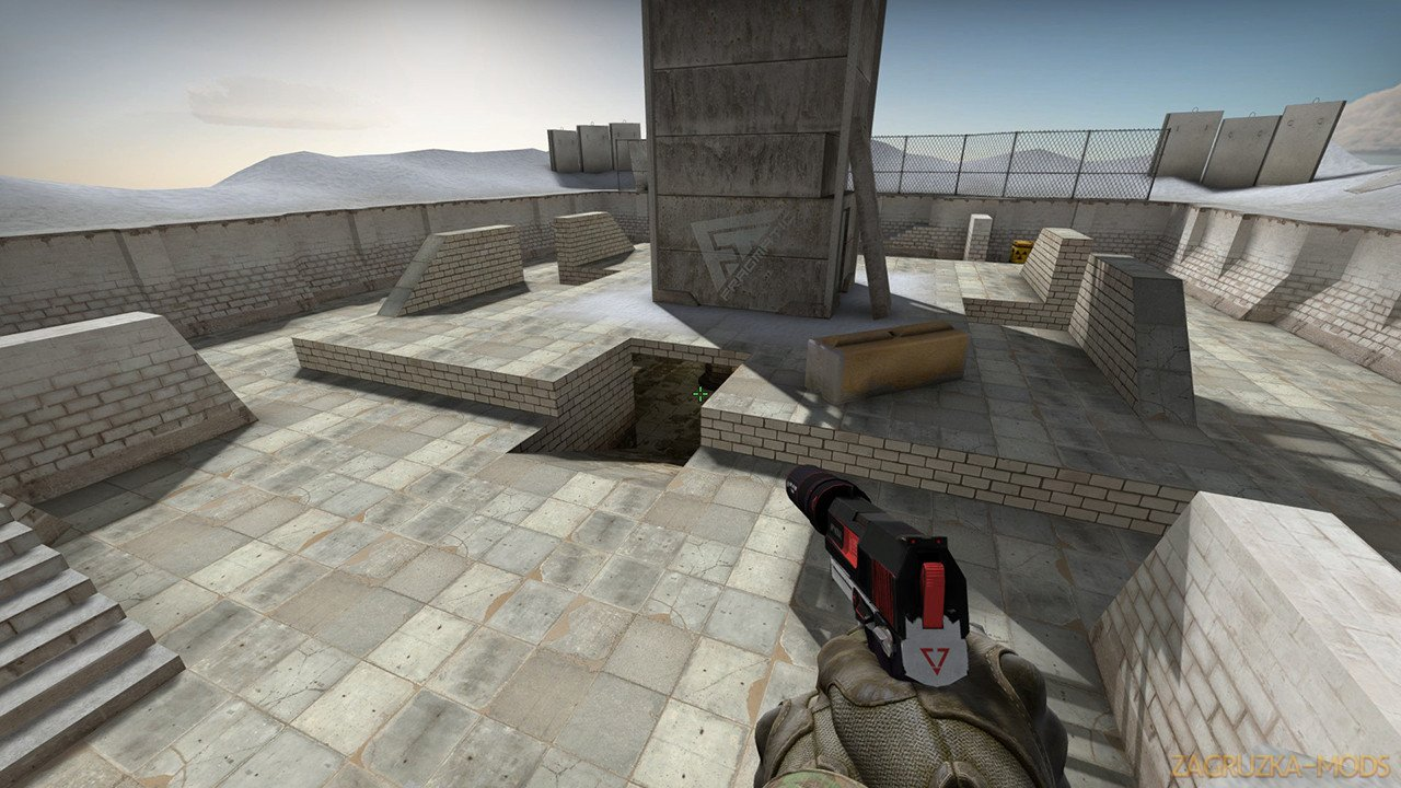 aim_cells_usp Map v1.0 for CSGO