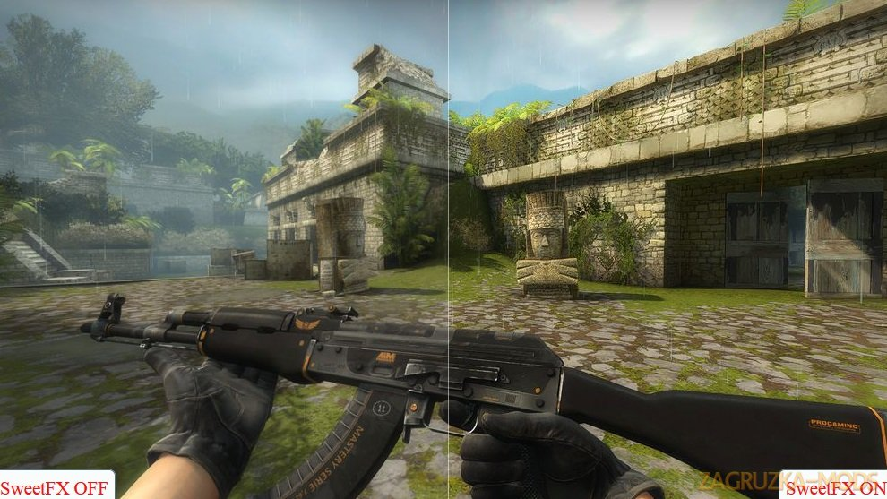 Hyper Clear Graphics Mod v1.0 for CSGO