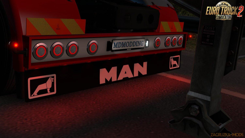 Man TGX Euro6 v0.1 by MDModding