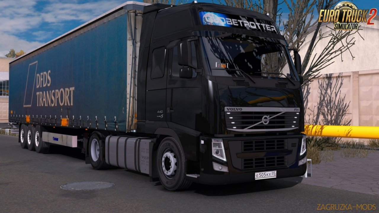 Volvo FH13 440 v1.0 for Ets2