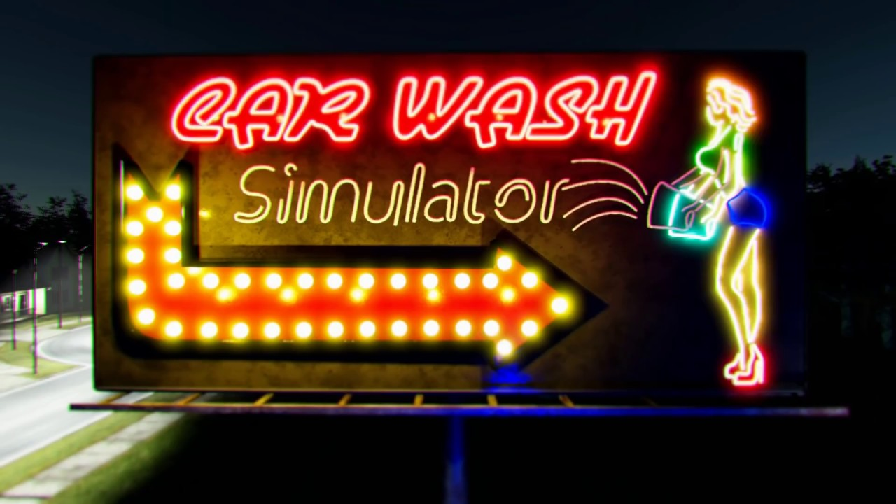 Car Wash Simulator - Upcoming game