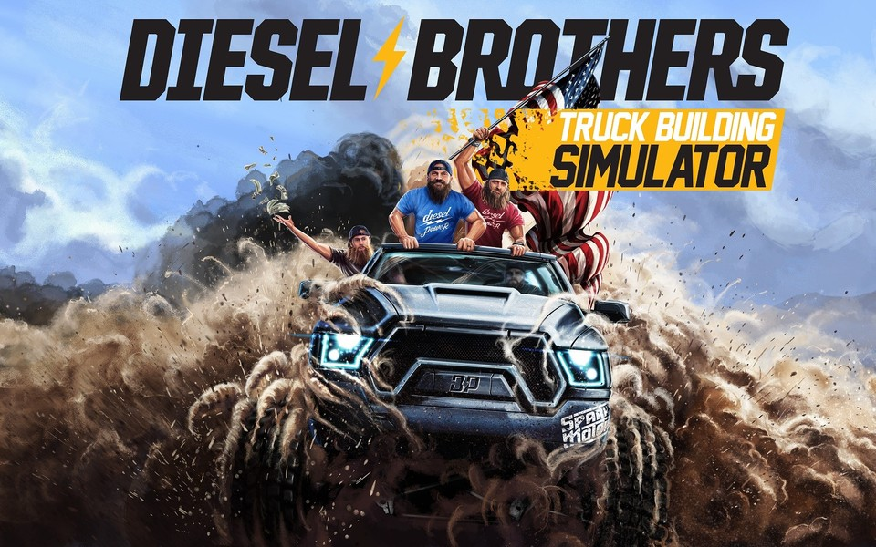Diesel Brothers: Truck Building Simulator - Upcoming game