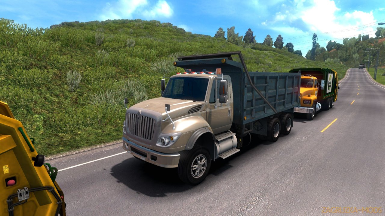Colombia Real Map v1.0 by Adrian GOGO (1.34.x) for ATS