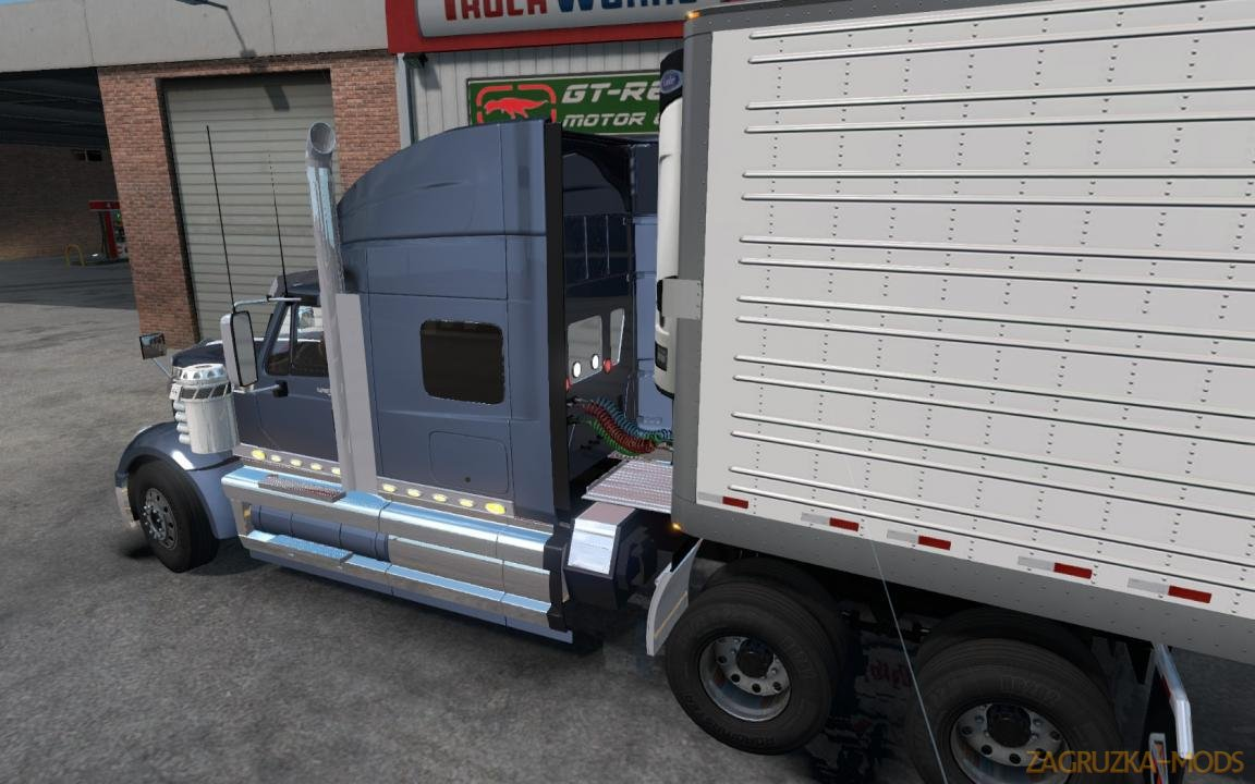 International Lonestar + Interior v1.0 (1.34.x) for ATS