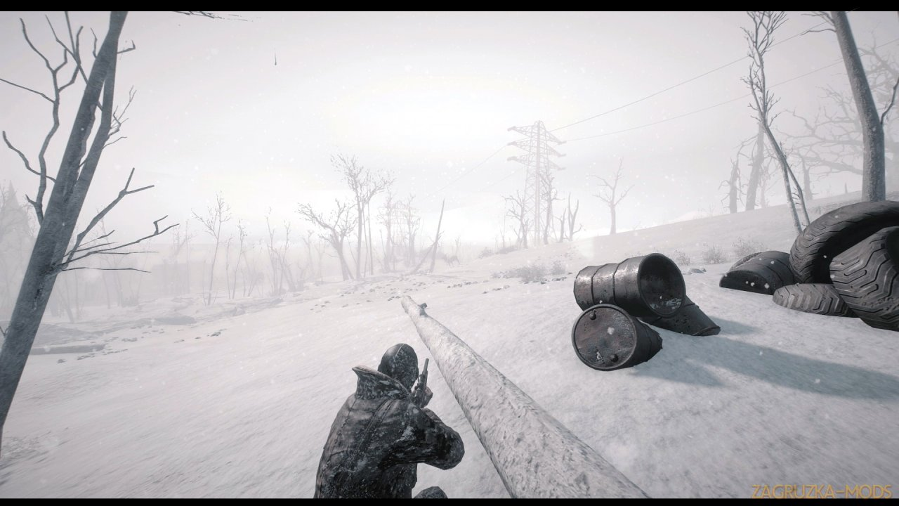 Fallout 2287 - Nuclear Winter Mod v1.0 for Fallout 4