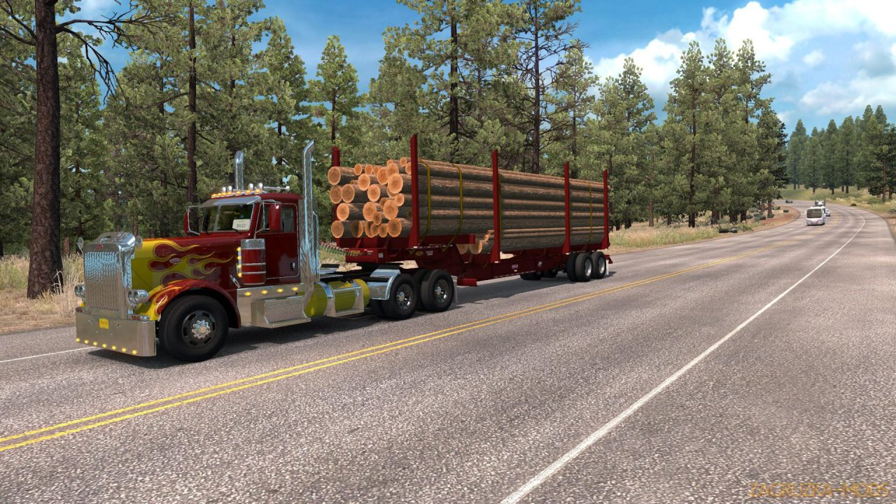 Trailer Owned HN Pitts LP40-4L Logger v0.7 (1.34.x) for ATS