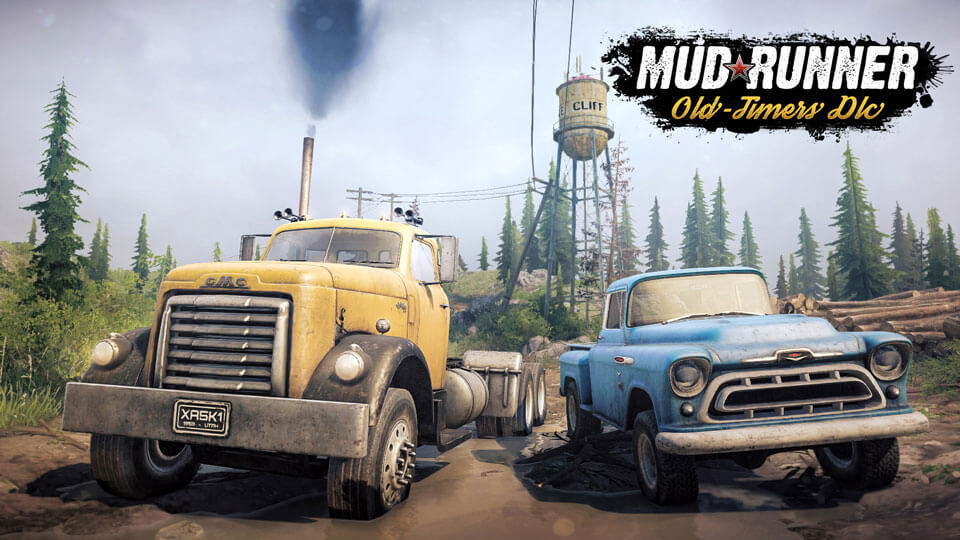 Spintires: MudRunner – Old Timers DLC