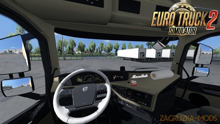 Volvo FH16 2012 Ultrabald Edition v1.0 for Ets2