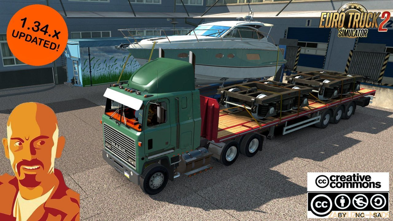 Mack Ultraliner for Ets2 [1.34.X]