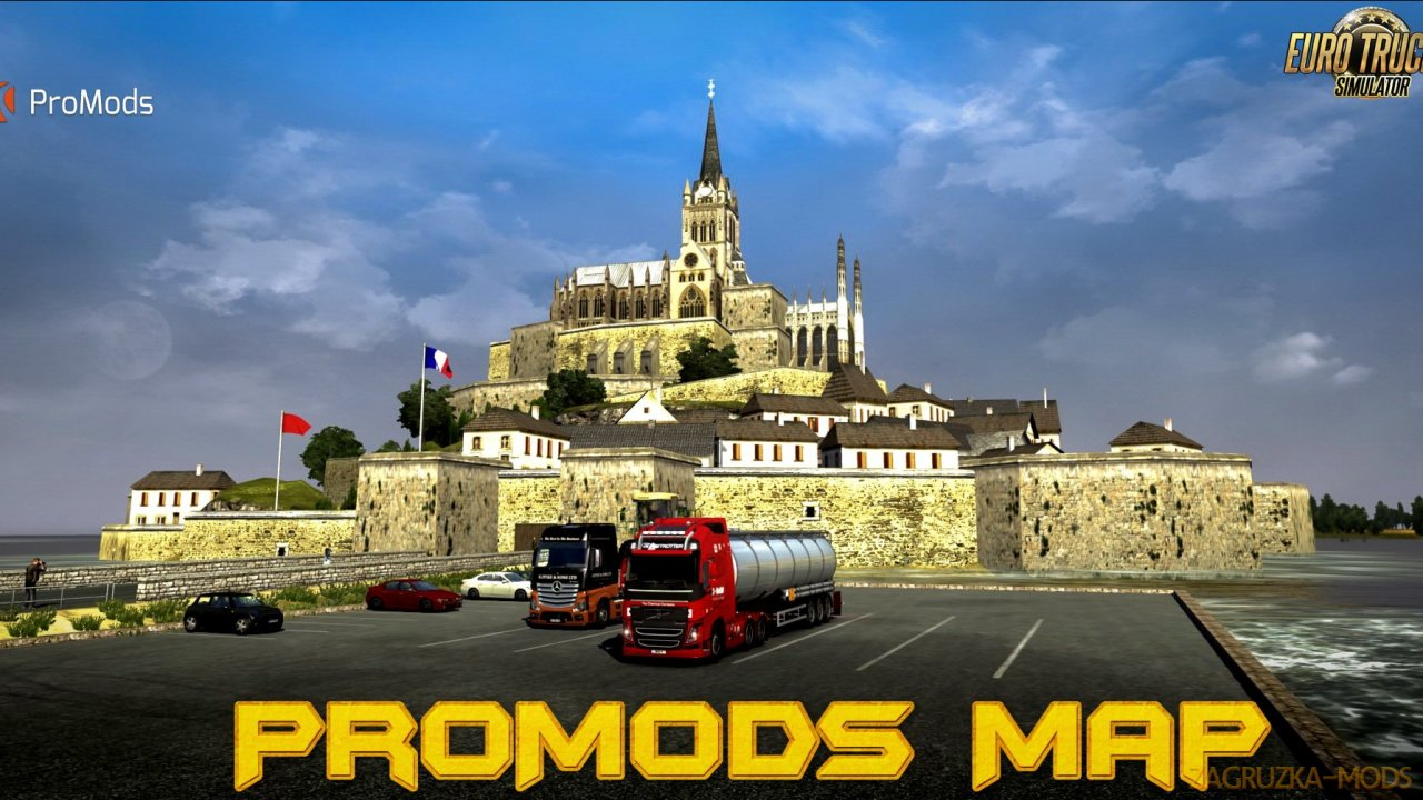 Promods Map 2.40 [1.34.x]