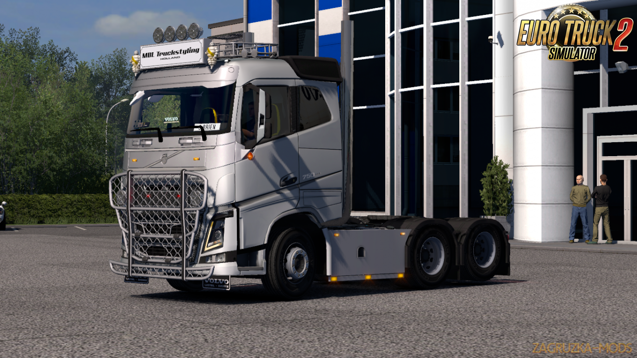 MBL Volvo Addon Pack v1.2 for Ets2