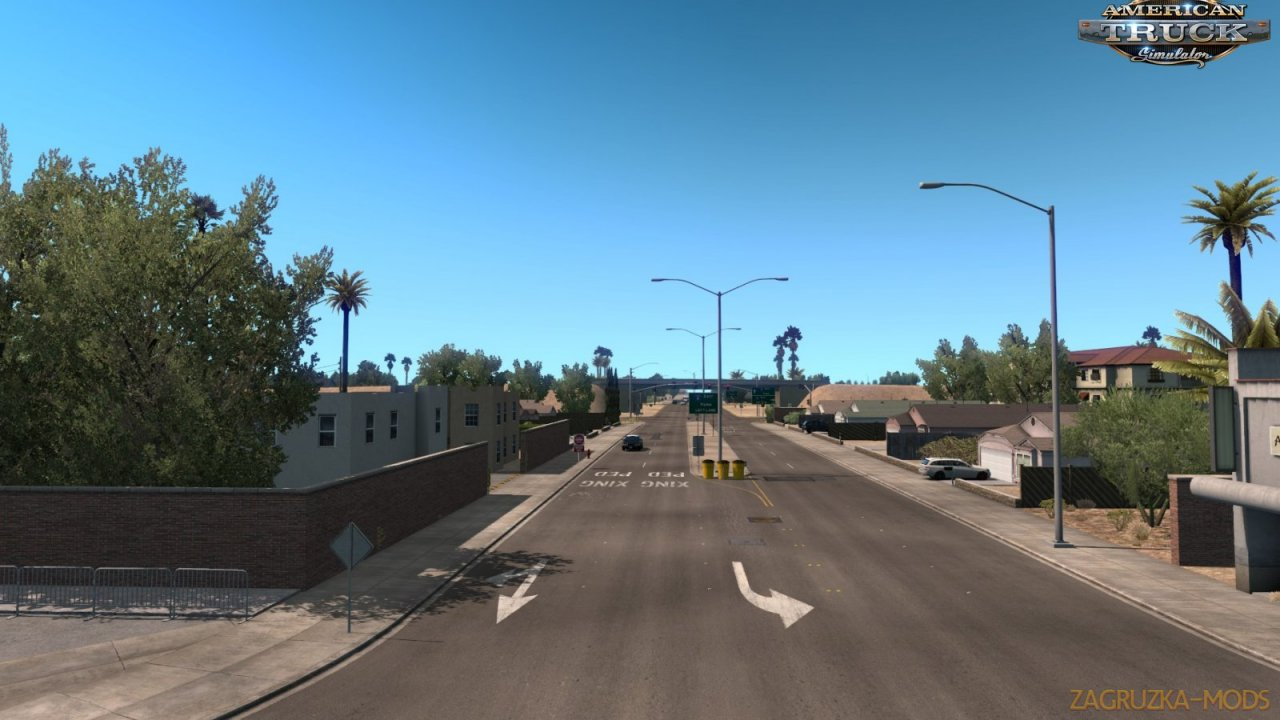 PaZzMod - Rebuilds/Expansions in Southern CA & AZ v1.0 (1.34.x) for ATS