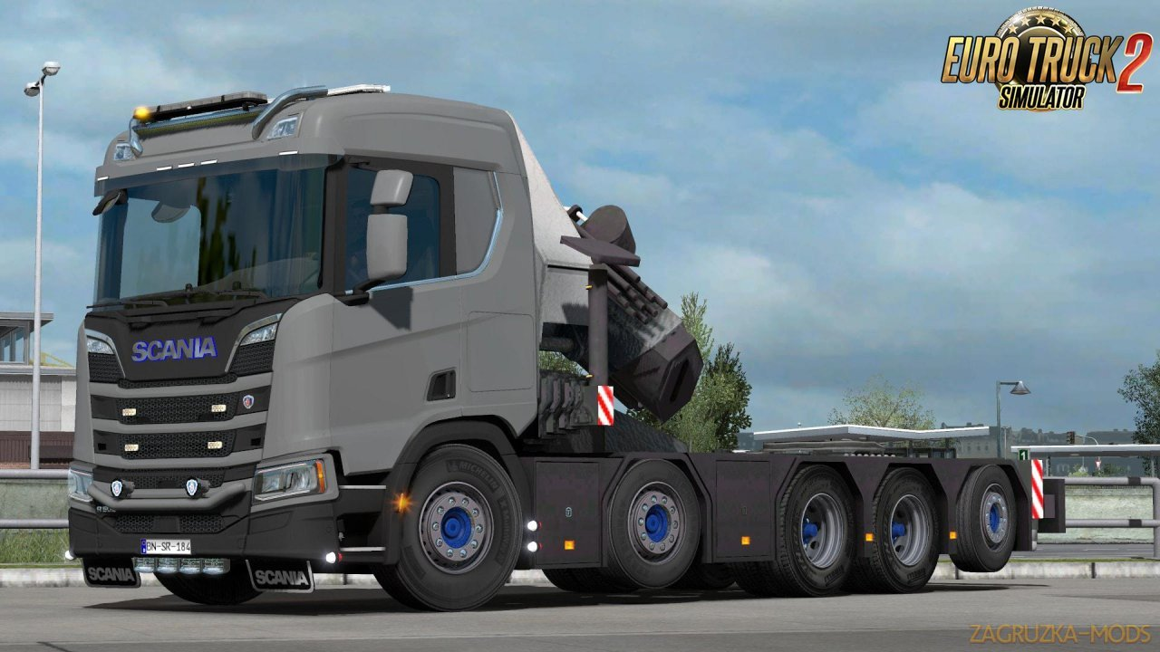 Scania R500 for Ets2