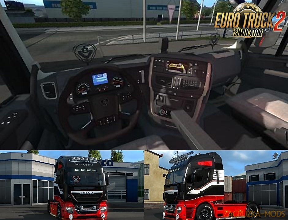 Iveco V8 Limited SP/Multiplayer by Tupac-Boy