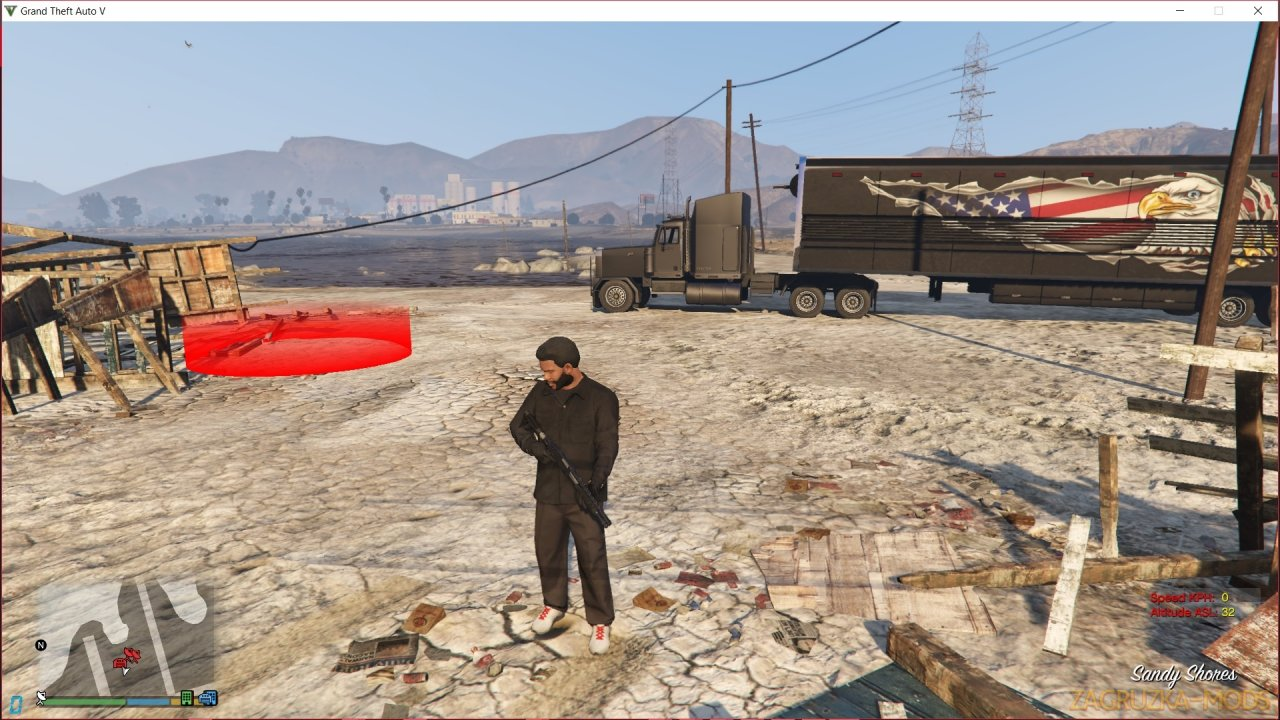 Working MOC in SP v2.1 for GTA 5