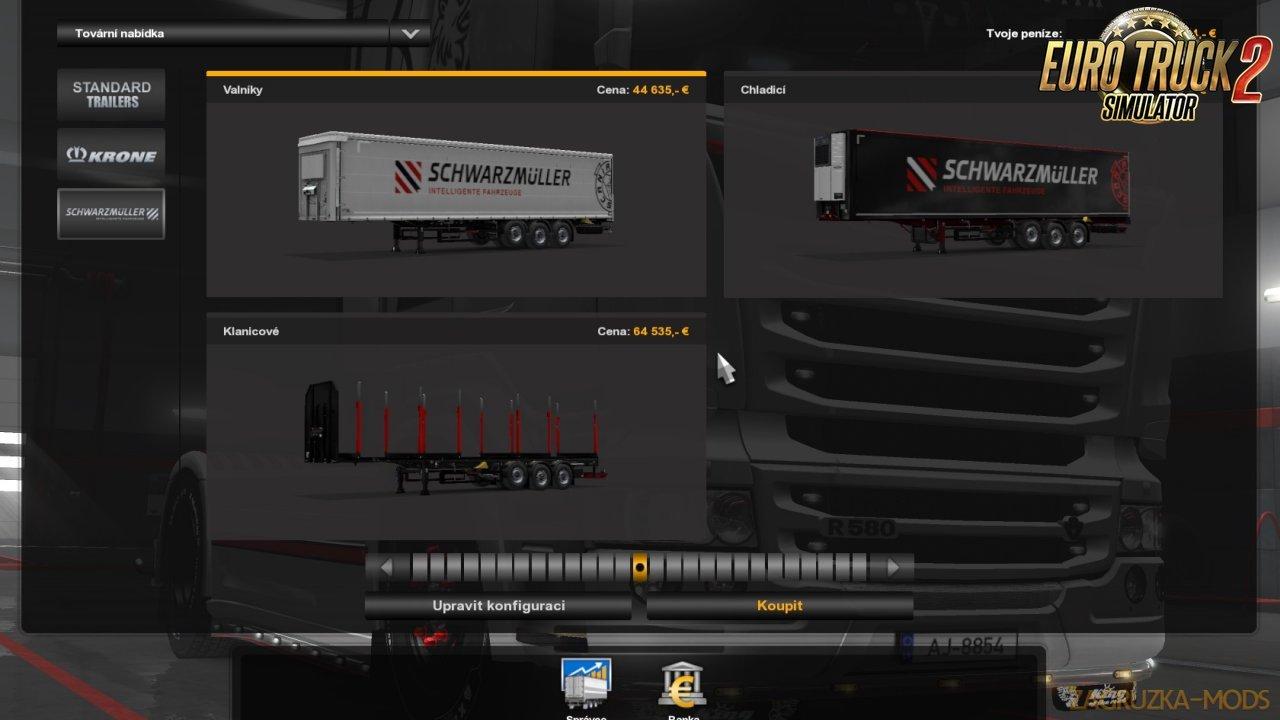 Scania Vabis Pack v2.0 [1.35.x]