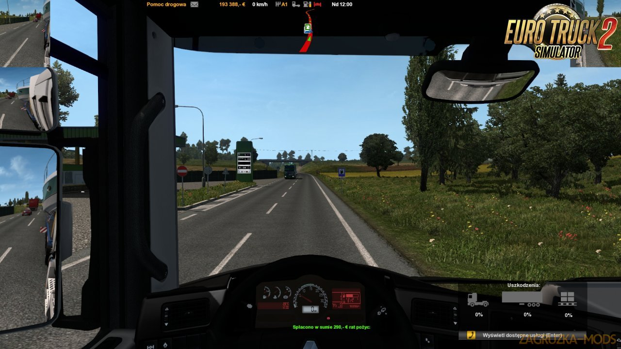 New Route Advisor v1.9 by XEBEKzs