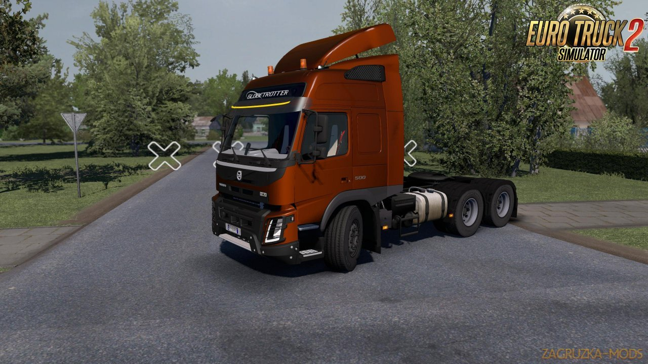Volvo FMx fix v1.1 by galimim