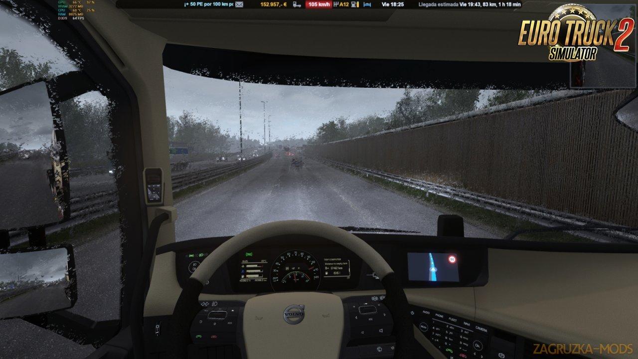 Heavy Rain v2.0 By Darkcaptain [1.34.x-1.35]