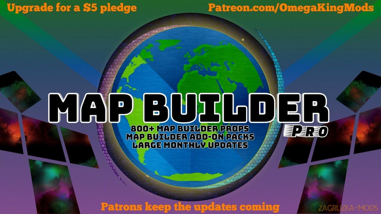 Map Builder Community v1.06 for GTA 5