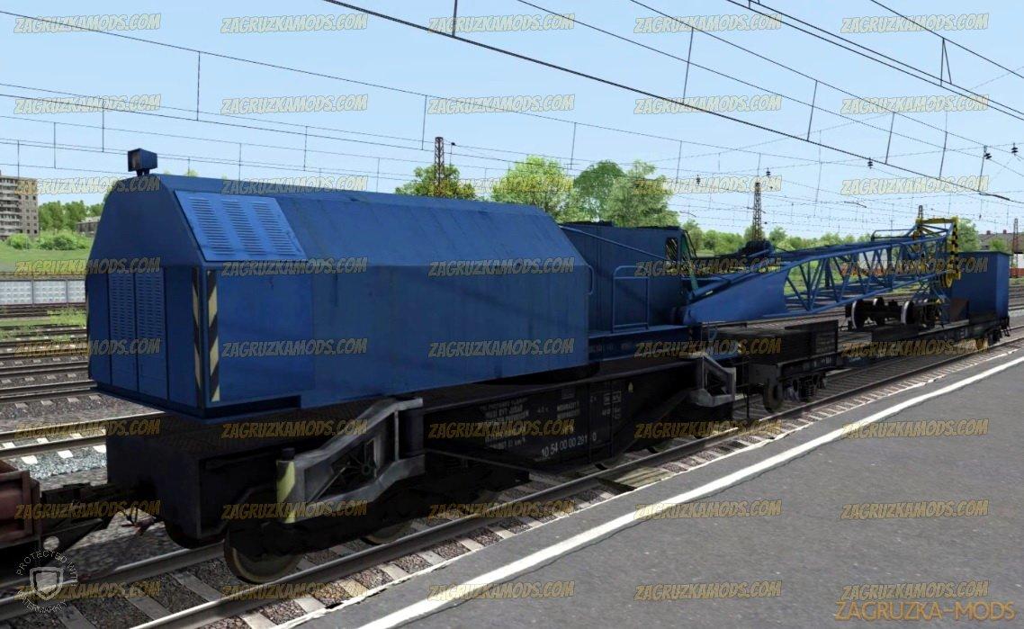 Crane EDC 500 v1.0 for TS 2019