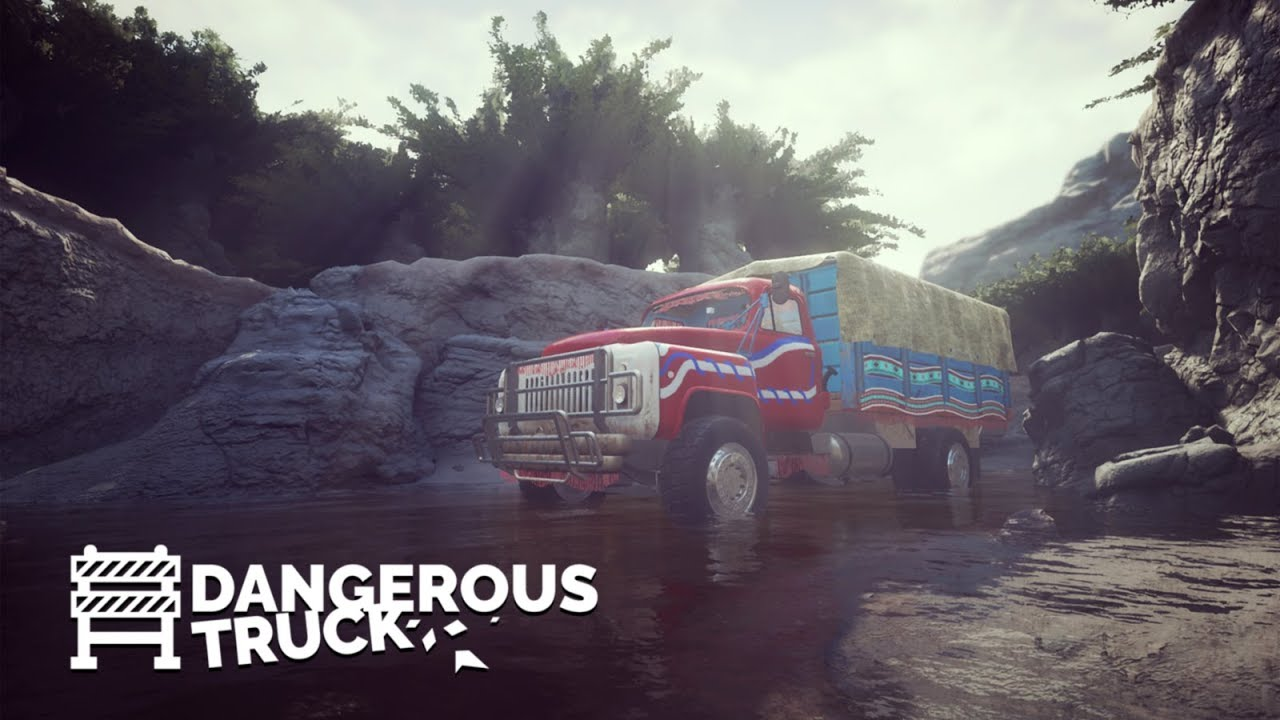 Dangerous Truck game - Coming soon