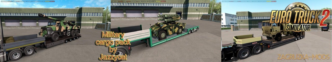 Military Cargo Pack v3.4 by Jazzycat