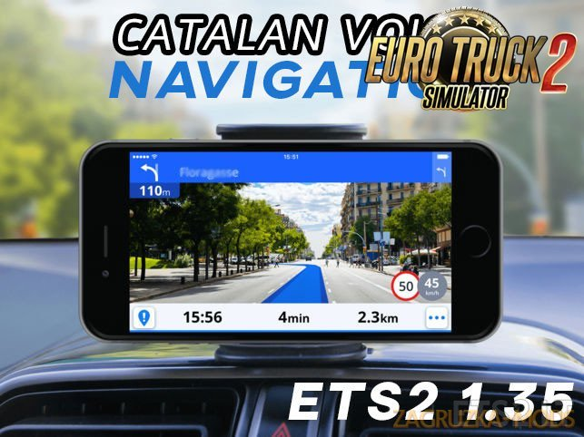 Catalan Voice Navigation GPS [1.35.x]