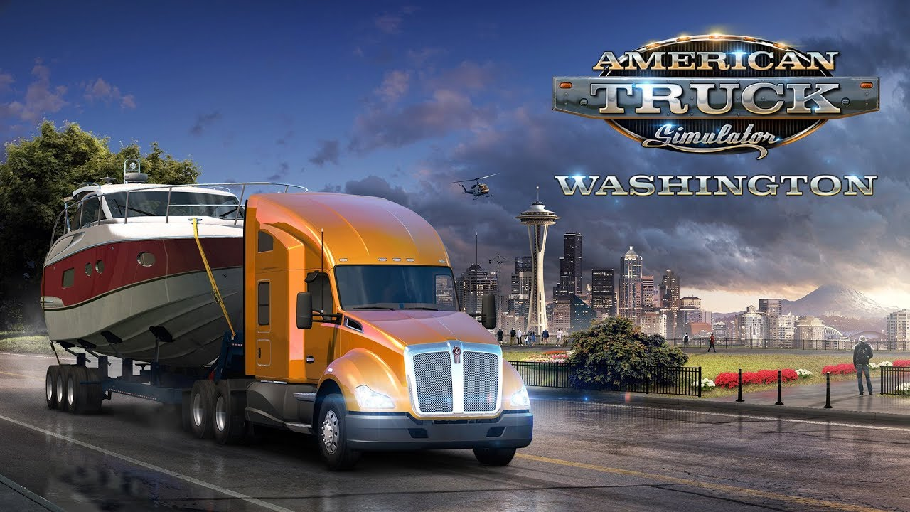 Download Washington DLC for ATS