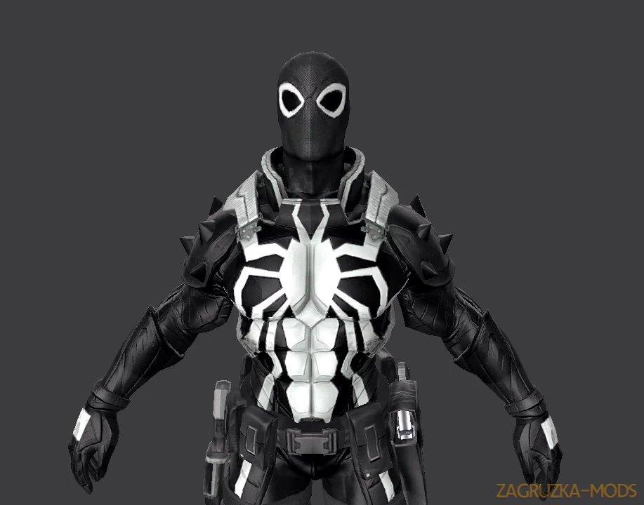 Character Agent Venom v1.0 for CSGO