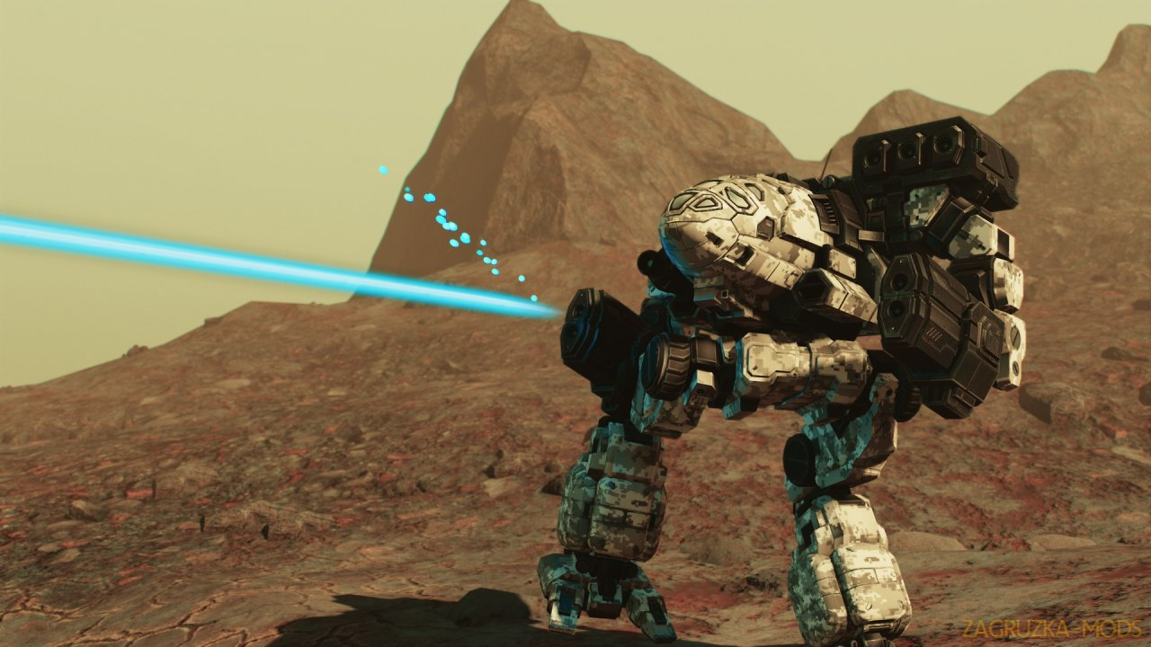 Mechout4 23rd Century Combat v1.1 for Fallout 4