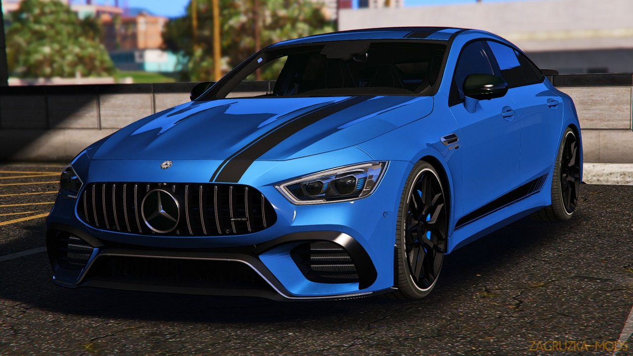 Mercedes-AMG GT63 S Coupe v1.1 for GTA 5